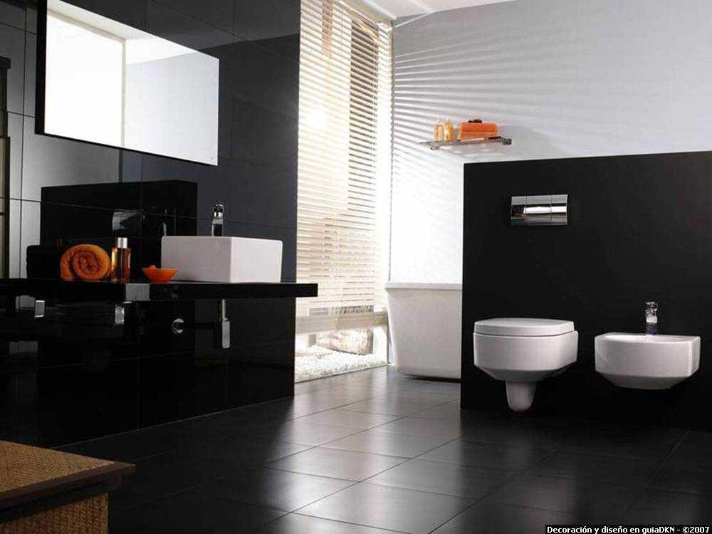 Ideas para tener un ba o moderno y lujoso ba o decora - Espejos de bano de diseno ...
