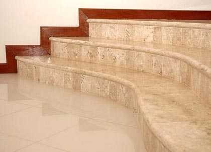 La ventaja de usar piedras naturales en la construcci n y for Con que se limpia el marmol blanco