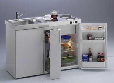Pr cticas mini cocinas para espacios reducidos cocina for Cocinas integrales para departamentos