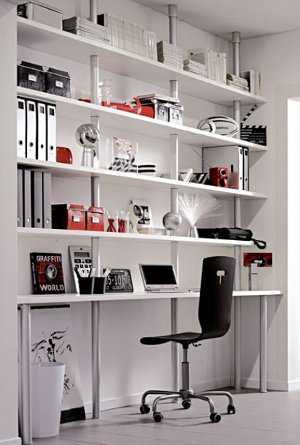Escritorios pequeos publicado setembro em em escritrios for Diseno de libreros para espacios pequenos