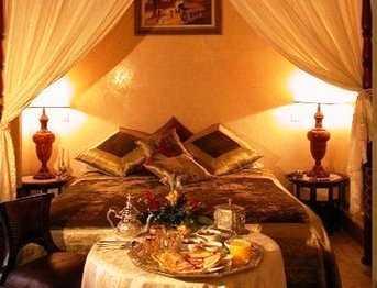 Un rinc n rabe en tu dormitorio tendencias decora ilumina - Dormitorios arabes ...