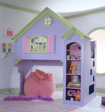 Ideas para convertir el dormitorio de tus niños en un espacio muy