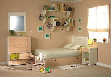 C mo mantener ordenada la habitaci n de los ni os for Como decorar una habitacion de estudiante