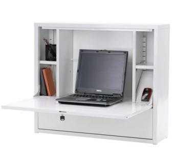 Ideas para ubicar el ordenador tip del dia decora ilumina - Mueble ordenador salon ...