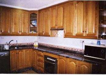 Una cocina decorada con roble | Cocina - Decora Ilumina