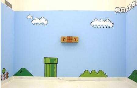 Decorando el dormitorio con Mario Bros  Infantil - Decora ...