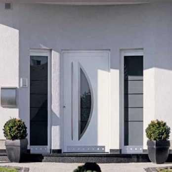 El aluminio en tus puertas de entrada
