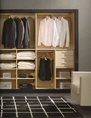 Closets con estilo para la temporada 2010 muebles for Programa para armarios