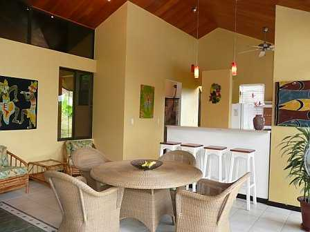 Ambientes comunicados comedor cocina sala tendencias for Colores para cocina comedor