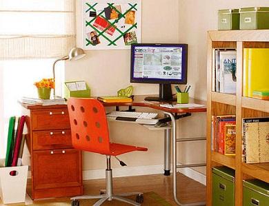 C mo elegir los muebles b sicos para la zona de estudio o for Basicos muebles contemporaneos