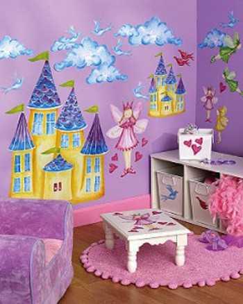 Decora el dormitorio de las ni as al estilo de las for Cuartos para ninas millonarias