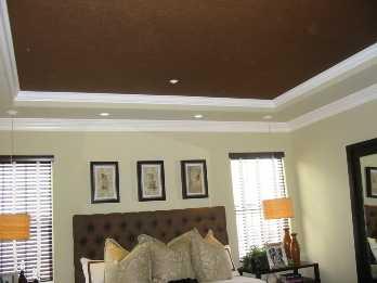 De qu color pintar el techo del dormitorio dormitorio decora ilumina - Painting nursery ceiling ideas tips ...