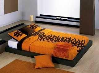 camas-dormitorios-estilo-oriental-cama-junto-al-piso