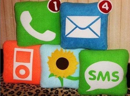 Cojines Geek para la decoración de tu casa | Tendencias - Decora ...