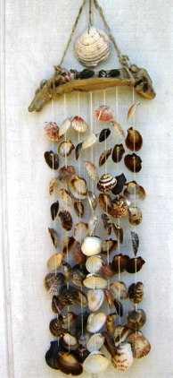 utilizar las conchas de los caracoles marinos como maceteros ceniceros o como base para las velas es una de las primeras ideas que casi siempre se nos