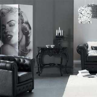 Decora con el estilo neo barroco tendencias decora ilumina - Muebles estilo barroco moderno ...