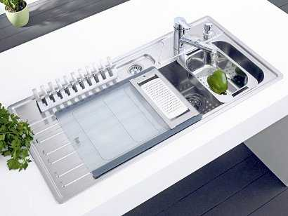 Novedosos dise os de fregaderos para tu cocina cocina - Modelos de fregaderos ...