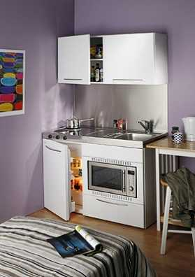 cocina compacta