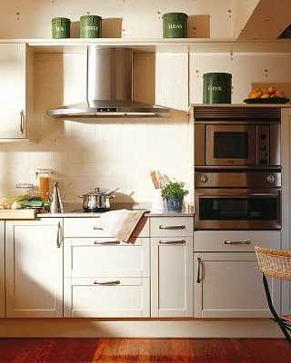 Muebles blancos para tu cocina | Cocina - Decora Ilumina