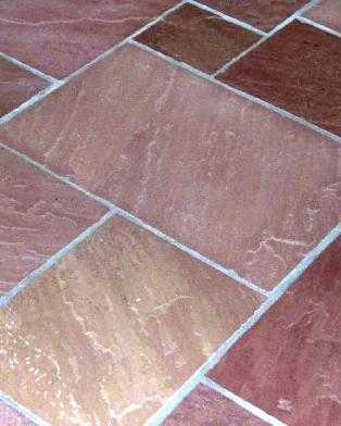 Piedra o cer mica para la decoraci n en casa pisos for Azulejos patio exterior