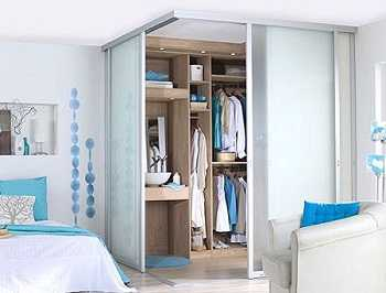 Como Crear Un Vestidor En Tu Dormitorio Dormitorio Decora Ilumina - Crear-un-vestidor