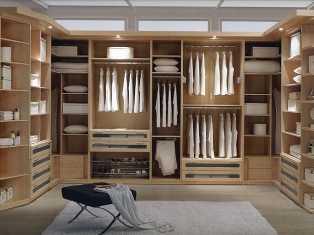 C mo ahuyentar a las polillas de los armarios dormitorio decora ilumina - Como forrar un armario por dentro ...