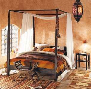 Modelos actuales de camas con dosel dormitorio decora - Camas con dosel baratas ...
