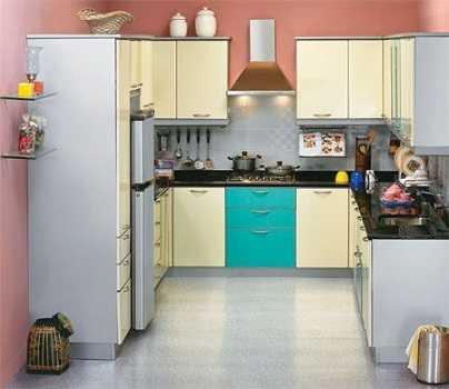 Diferentes formas de distribuir los muebles de la cocina cocina decora ilumina - Como distribuir una cocina cuadrada ...