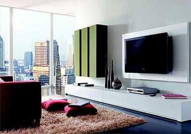 Tips para decorar salones peque os sala decora ilumina for Muebles de salon pequenos