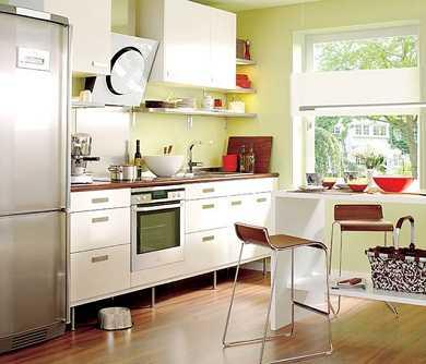 Ideas para decorar una cocina pequeña | Cocina - Decora Ilumina