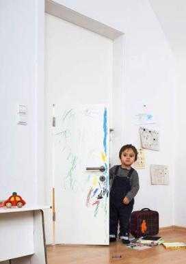Originales puertas para ni os infantil decora ilumina - Puertas de seguridad ninos ...