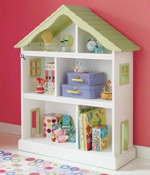 educación de hoy en día, las casas de muñecas pueden colocarse en