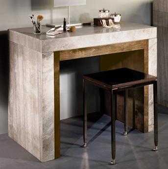 Muebles de piedra para tu hogar muebles decora ilumina - Muebles de piedra ...