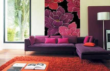 Aprende a combinar colores para pintar paredes pintura - Combinar colores en paredes ...