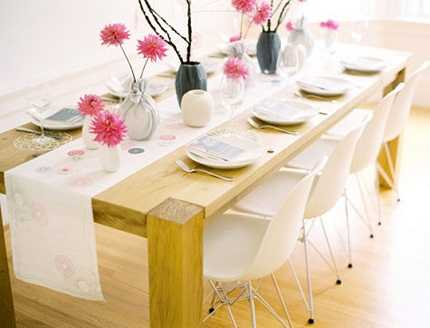 Originales Ideas Para Decorar La Mesa Comedor Decora