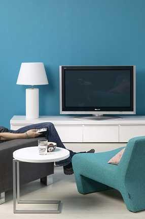 De qu color puedo pintar mi sala o sal n pintura - Quiero pintar mi casa ...