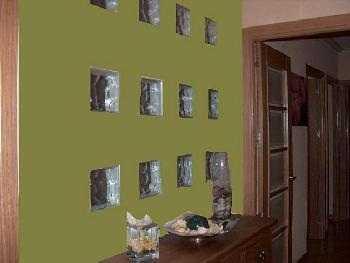 Ladrillos de vidrio o cristal de pav s para ganar iluminaci n en casa iluminacion decora ilumina - Decoracion con paves ...