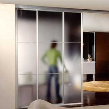 D nde colocar puertas correderas o corredizas tendencias for Colocar puerta corredera