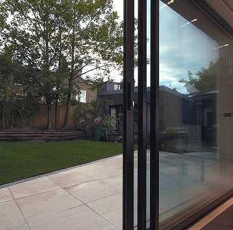 D nde colocar puertas correderas o corredizas tendencias - Puertas correderas terraza ...