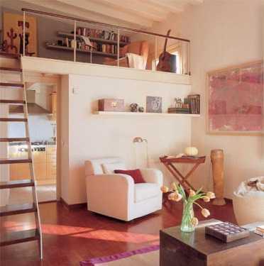 C mo aprovechar el espacio disponible en tu vivienda tip for Decoracion de espacios pequenos con plantas