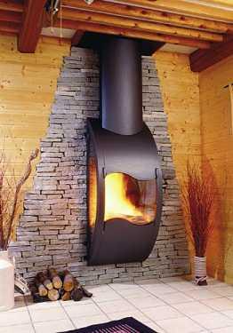 Lo que debemos saber acerca de las chimeneas y estufas for Estufas ecologicas con chimenea