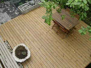 Tipos de pavimentos para terrazas terraza decora ilumina - Piso para terraza economico ...