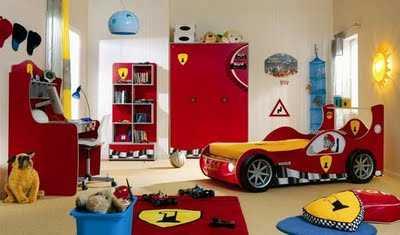Ideas para construir el cuarto de juego de los niños | Infantil ...