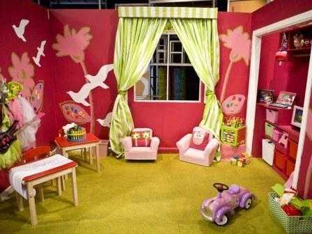Tips para decorar el cuarto de juegos de los niños | Infantil ...