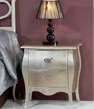 Detalles para decorar el dormitorio con estilo rom ntico - Camas estilo romantico ...
