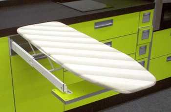 Consejos para crear una zona de planchado tip del dia - Tabla planchar leroy merlin ...