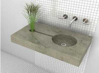 lavabos modernos estilo zen feng shui decora ilumina. Black Bedroom Furniture Sets. Home Design Ideas