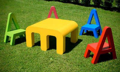 Curiosos muebles para niños   Infantil - Decora Ilumina