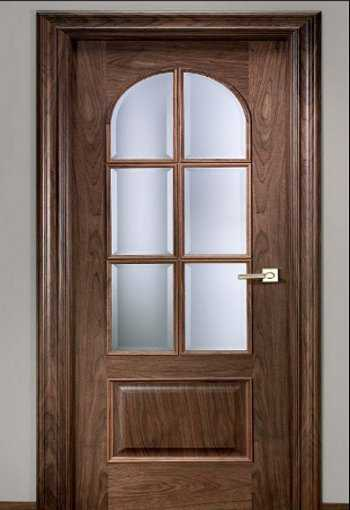Dise os de puertas para la entrada de tu casa tendencias for Disenos de puertas en madera y vidrio