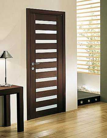 Dise os de puertas para la entrada de tu casa tendencias for Puertas modernas para dormitorios
